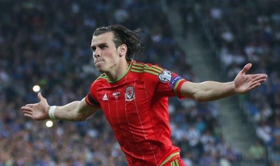 Gareth Bale is the main man in Wales' gameplan..